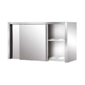 Armoire inox suspendue 200 x 40 x 60 cm