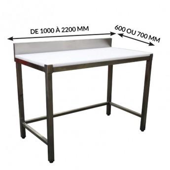 TABLES DE DECOUPE