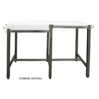 Table combiné de découpe