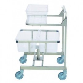 CHARIOT ERGO MOBILE 3BACS GN1X1
