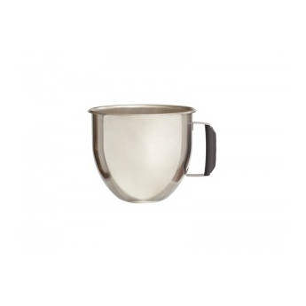 Cuve 7,6 litres inox avec poignee supplementaire pour RM8