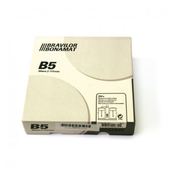 Filtres en papier B-5 Sammic