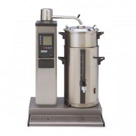 Machine à café conteneur à droite et à gauche
