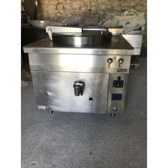 MARMITE CAPIC 150 L À GAZ